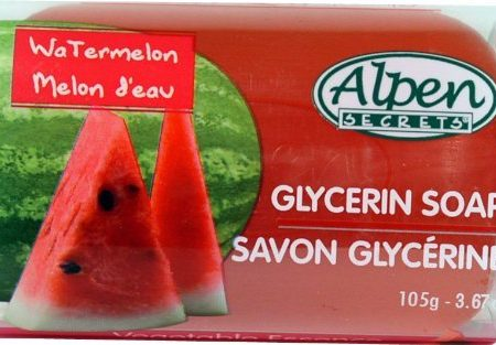 Alpen Secrets Glycerin Soap - Watermelon-0