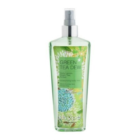 Concept 11 Green Tea Dew Body Mist-0