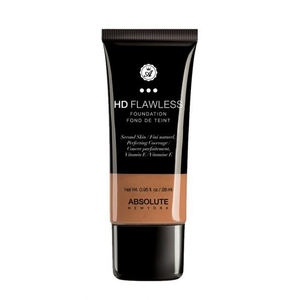 Absolute New York HD Flawless Fluid Foundation - Almond-0