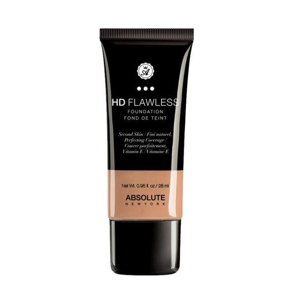 Absolute New York HD Flawless Fluid Foundation - Tan-0