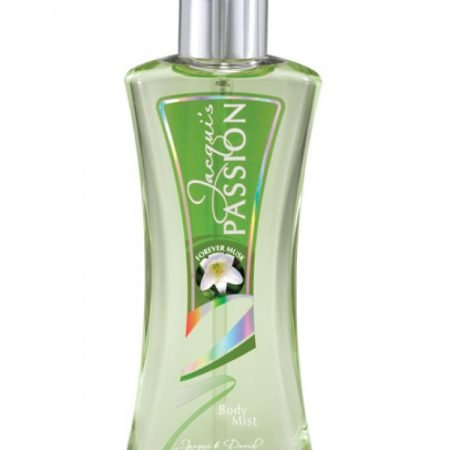 Jacqui & David's JD Passion Forever Musk Body Mist 50ml-0