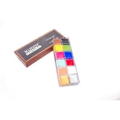 Kuddy Cosmetics Kuddy 12 Flash Color-0