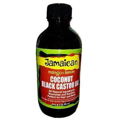 Kuddy Cosmetics Coconut Black Castor Oil – 4oz