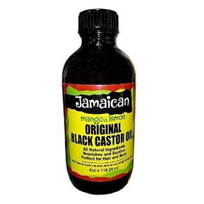 Kuddy Cosmetics Jamaican Black Castor Oil – 4oz
