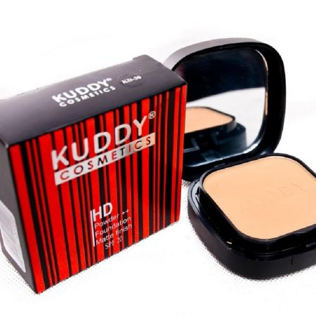 Kuddy Hd Powder ++Foundation Matte Finish Spf20 KD-50-0
