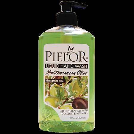Pielor Liquid Hand Wash- Mediterranean Olive.-0