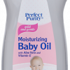 Perfect Purity Baby Oil with Aloe Vera and Vitamin E-0