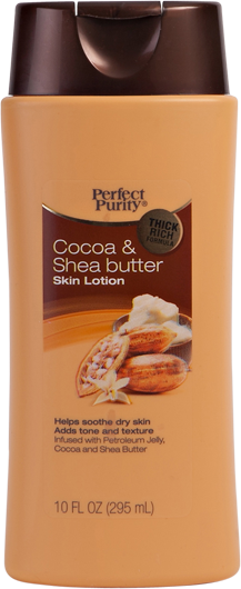 Perfect Purity Cocoa and Shea Butter Lotion-0