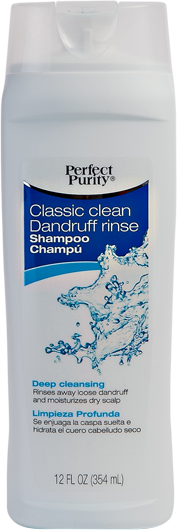 Perfect Purity Dandruff Rinse Shampoo-0