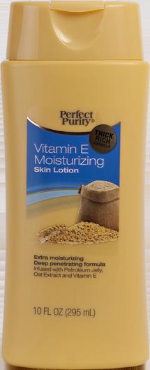 Perfect Purity Vitamin E Moisturizing Lotion-0