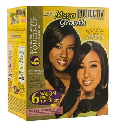 PROFECTIV MG Anti-Damage No-Lye Relaxer 6 Touch Ups Super-0
