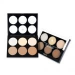 Absolute New York Strobing And Shading Highlight And Contour Palette- Light To Medium