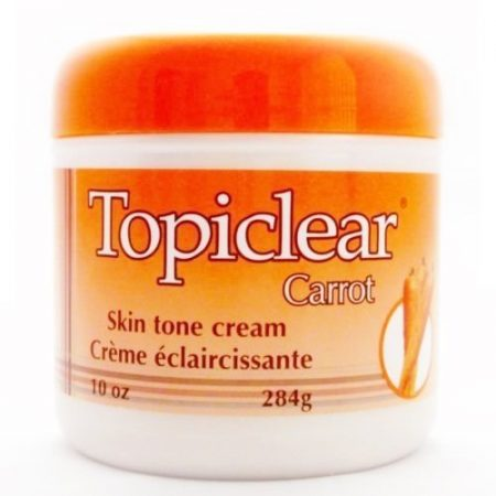 Topiclear Toning Cream Carrot 10oz-1914