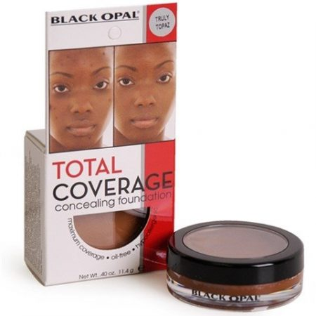 Black Opal Total Coverage Concealing Foundation- Truly Topaz-0