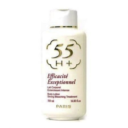 55H+ EFFICACITE EXCEPTIONNEL BODY LOTION 16 OZ-0