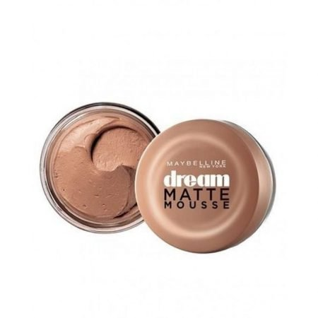 Maybelline Dream Matte Mousse Foundation - Almond-0