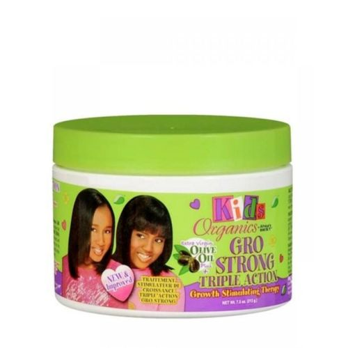 Organics Kids Organics Gro Strong Triple Action Growth Stimulating Therapy-0