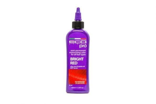 ECO PRO SEMI-PERMANENT HAIR COLOR- BRIGHT RED-0