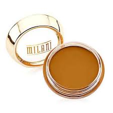 Milani Secret Cover Concealer Cream Foundation Face Oil 03 Honey-0