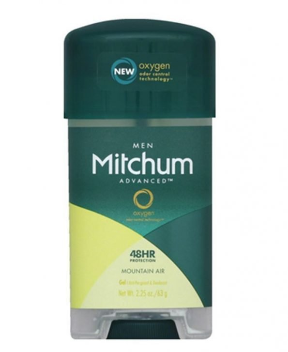 Mitchum Clear Gel Antiperspirant and Deodorant Mountain Air Scent 2.25 oz-0