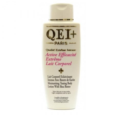 QEI+ Active Efficacite Extreme Lotion – with Shea Butter