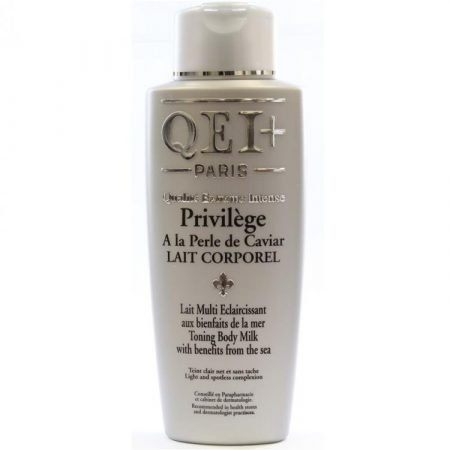 QEI+ Privilege Caviar Toning Body Milk Lotion