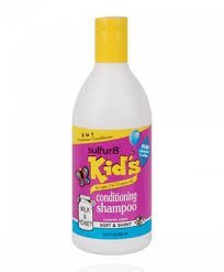 Sulfur 8 Kid's Conditioning Shampoo 2 in 1 400ml-0