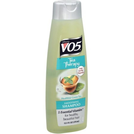 Alberto VO5 Tea Escapes Revitalizing Shampoo Green Tea Refresh, 12.5 FL OZ-0