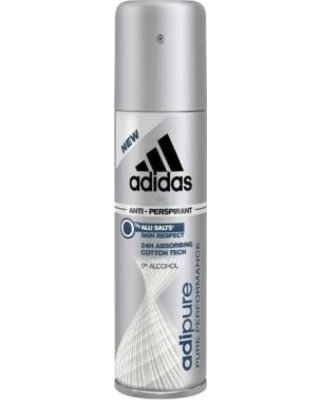 Adidas Adipure 8.4-Ounce Pure Performance Anti-Perspirant Spray 250ml-0
