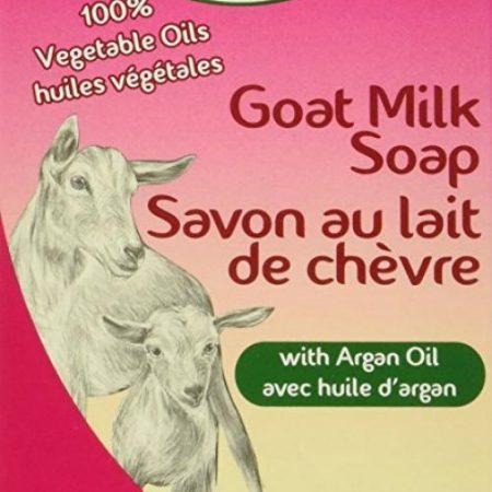 ALPEN SECRETS Goat Milk with Argan Oil Soap Bar 140g-0