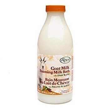 Alpen Secrets Goat Milk Foaming Milk Bath With Shea Butter 850ml-0