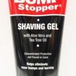 Bump Stopper Shaving Gel with Aloe Vera & Tea Tree Oil