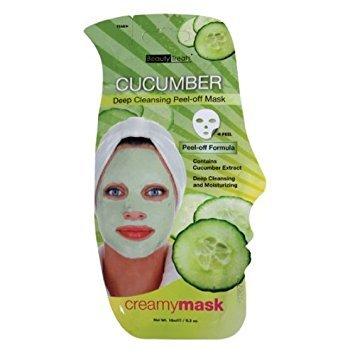 BEAUTY TREATS Cucumber Deep Cleansing Peel-off Mask 10ml