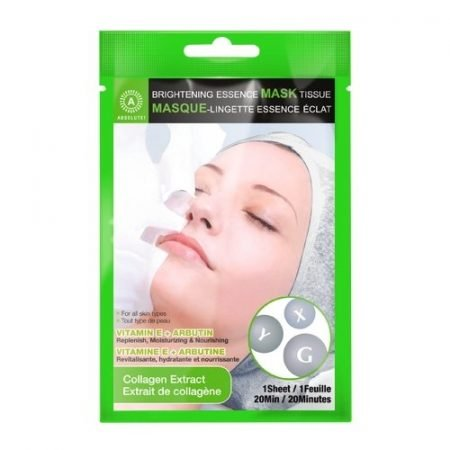 Absolute Brightening Essence Mask - Collagen Extract-0