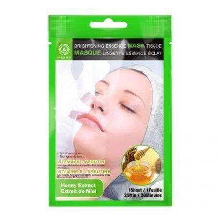 ABSOLUTE Brightening Essence Mask - Honey-0