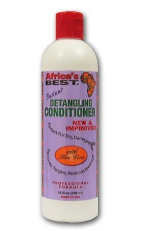 Africa's Best Detangling Conditioner with Aloe Vera 12oz-0