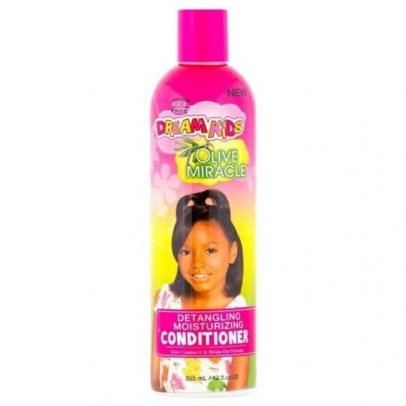 AFRICAN PRIDE DREAM KIDS OLIVE MIRACLE DETANGLING MOISTURIZING CONDITIONER 12 OZ-0