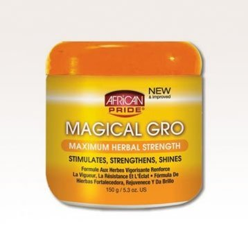 African Pride Magical Gro Maximum Herbal Strength 5.3oz-0