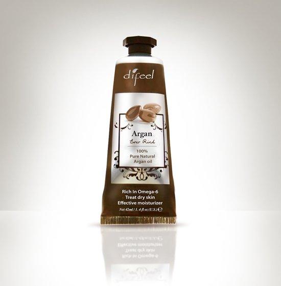 Difeel Hand Cream - Argan 42ml-0