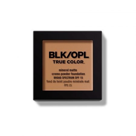 BLK/OPL TRUE COLOR MINERAL MATTE POWDER FOUNDATION SPF 15 - SUEDE MOCHA-0