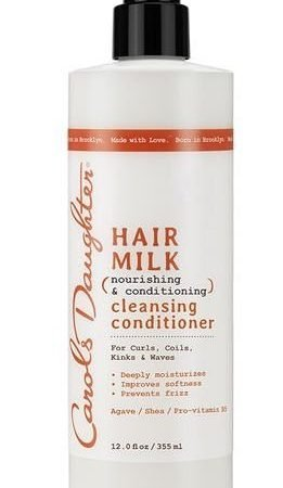 CAROL'S DAUGHTER HAIR MILK CLEANSING CONDITIONER 12OZ-0