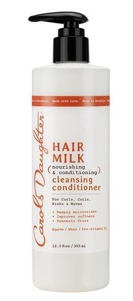 CAROL'S DAUGHTER HAIR MILK CLEANSING CONDITIONER 12OZ-0