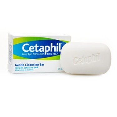 CETAPHIL GENTLE CLEANSING BAR-0