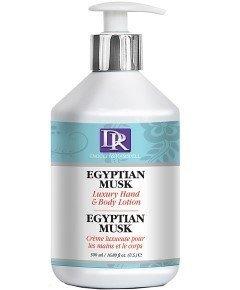 DAGGETT & RAMSDELL EGYPTIAN MUSK LUXURY HAND & BODY LOTION - 16.89OZ-0