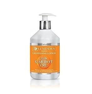 Daggett & Ramsdell Luminous Lightening Hand & Body Lotion with Carrot Oil 16.9 oz-0