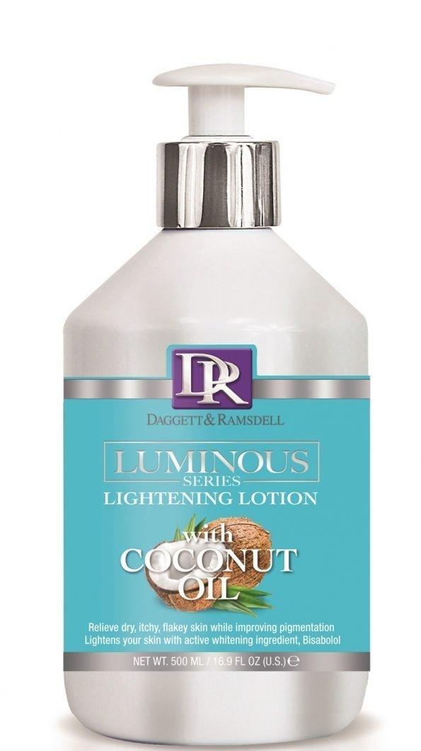 Daggett & Ramsdell Luminous Lightening Hand & Body Lotion with Coconut Oil 16.9 oz-0