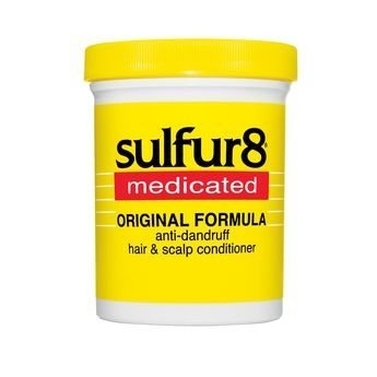 Sulphur 8 Medicated Hair & Scalp Conditioner 4oz-0