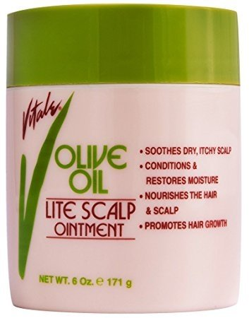 Vitale Olive Oil Lite Scalp Ointment 171g-0