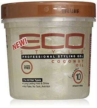 Eco Styler Coconut Oil Styling Gel 16oz-0