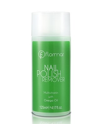FLORMAR NAIL POLISH REMOVER Omega Oil 125ml-0